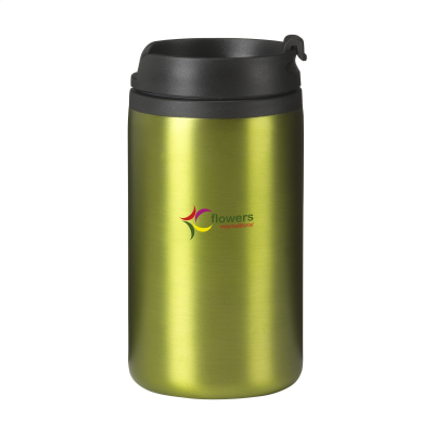 Picture of THERMO CAN THERMO MUG in Lime