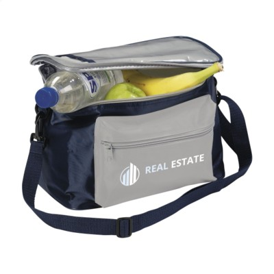 Picture of COOLBIKE BICYCLE & COOL BAG in Dark Blue & Grey