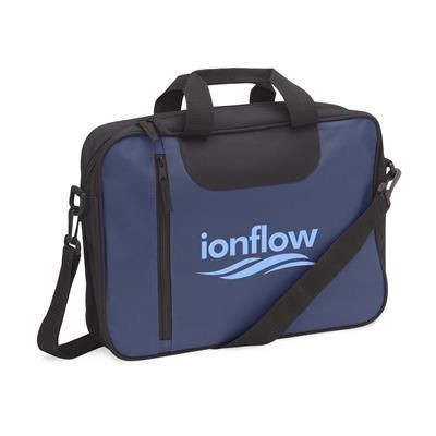 Picture of BIZZ BAG DOCUMENT BAG in Dark Blue