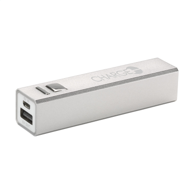Picture of POWERBANK 2600 CHARGER in Silver