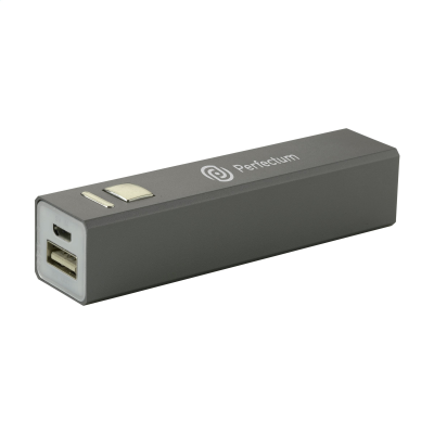 Picture of POWERBANK 2600 CHARGER in Dark Grey