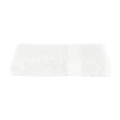 Picture of SOLAINE DELUXE HAND TOWEL 450 G & M² in White