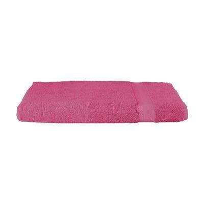 Picture of SOLAINE DELUXE BEACH TOWEL 450 G & M² in Pink