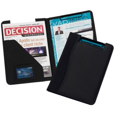 Picture of POLYESTER PICO CLIPBOARD in Black