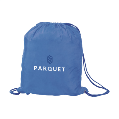 Picture of PROMOBAG BACKPACK RUCKSACK in Blue