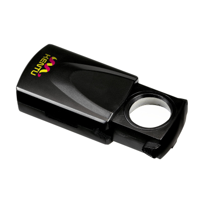 Picture of LOUPE COMPACT MAGNIFIER GLASS in Black