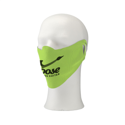 Picture of COOL MASK FACE COVERING in Lime