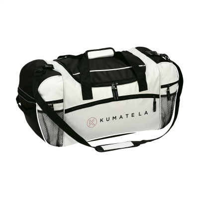 Picture of SPORTTRAVELLER SPORTS BAG in Grey