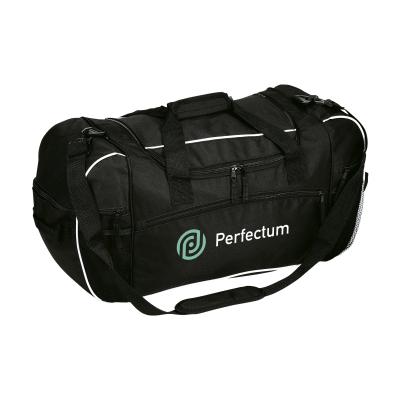 Picture of SPORTTRAVELLER SPORTS BAG in Black