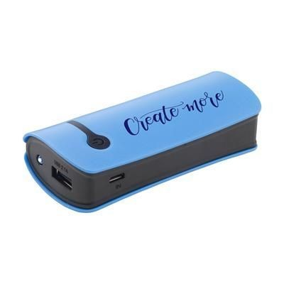 Picture of POWERCHARGER4000PLUS POWERBANK in Blue