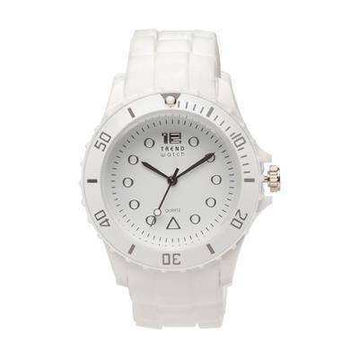Picture of TREND QUARTZ WATCH in White