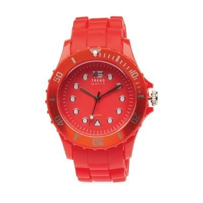 Picture of TREND QUARTZ WATCH in Red