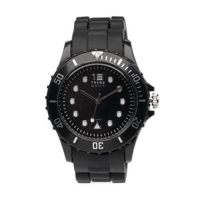 Picture of TREND QUARTZ WATCH in Black