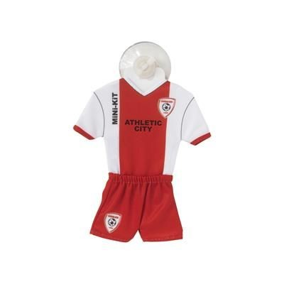 Picture of MINI KIT 17 x 14 CM FOOTBALL KIT in Your PMS Number