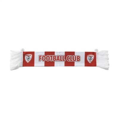 Picture of SUPPORTER CAR SCARF SUBLIMATION in White