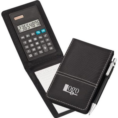 Picture of COUNT WRITE 3-IN-1 CALCULATOR in Black