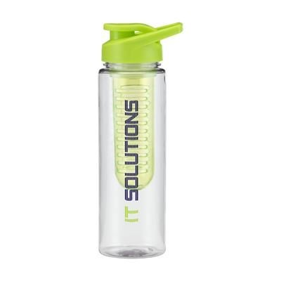 Picture of TROPICAL DRINK WATER BOTTLE in Lime