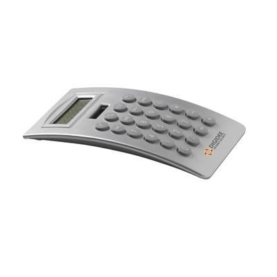 Picture of STREAMLINE CALCULATOR in Silver
