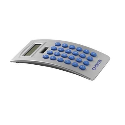 Picture of STREAMLINE CALCULATOR in Blue