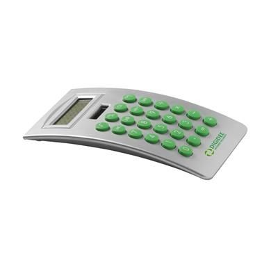 Picture of STREAMLINE CALCULATOR in Green