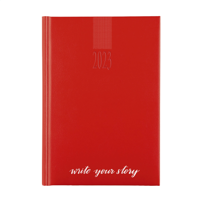 Picture of EUROTOP BALACRON DIARY in Red