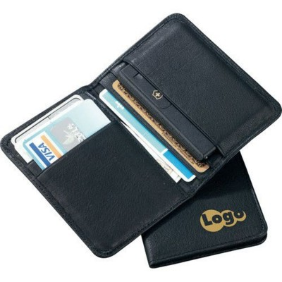 Picture of TOLEDO LEATHER WALLET in Black