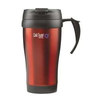 Picture of SUPREMECUP THERMO MUG in Red