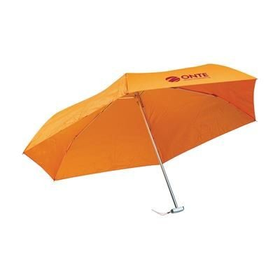 Picture of ULTRA FOLDING UMBRELLA in Orange