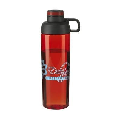 Picture of HYDRATE WATER BOTTLE in Red