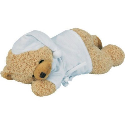 Picture of GOODNIGHT SOFT TOY BEAR in Brown