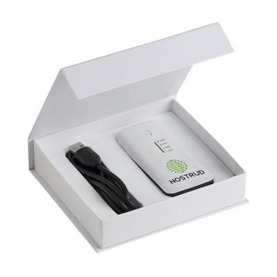 Picture of POWERBANK 4000 CHARGER in White