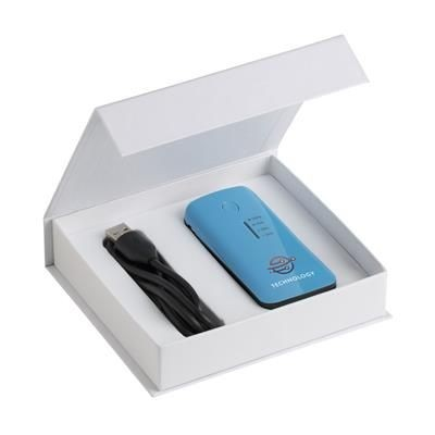 Picture of POWERBANK 4000 CHARGER in Light Blue