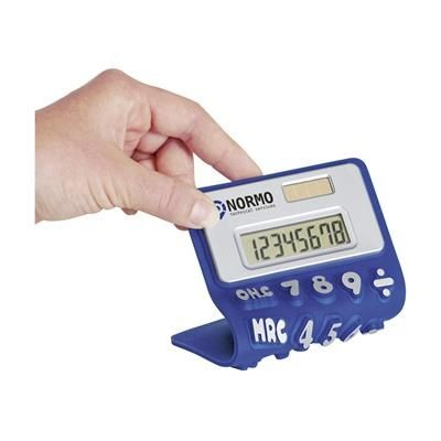 Picture of FLEXCOUNT CALCULATOR in Blue