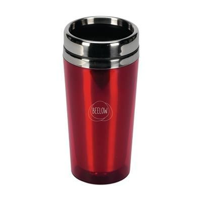 Picture of THERMO CUP in Red