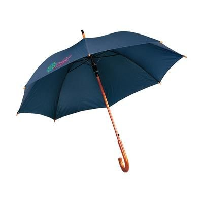 Picture of FIRST CLASS AUTOMATIC UMBRELLA in Blue