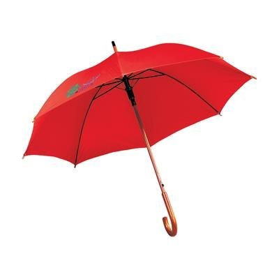 Picture of FIRST CLASS AUTOMATIC UMBRELLA in Red