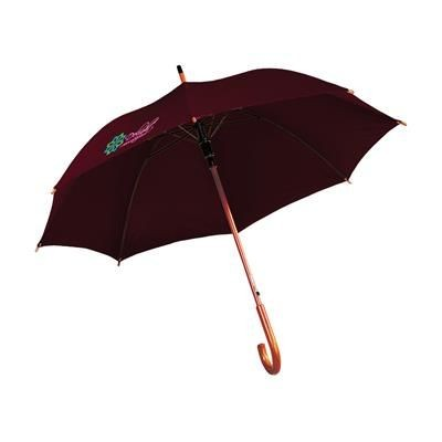 Picture of FIRST CLASS AUTOMATIC UMBRELLA in Burgundy