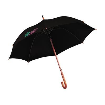 Picture of FIRST CLASS AUTOMATIC UMBRELLA in Black