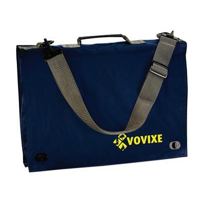 Picture of MEETING SHOULDER & DOCUMENT BAG in Blue