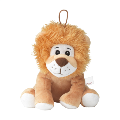 Picture of LOUIS PLUSH LION CUDDLE TOY in Brown