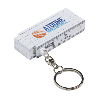Picture of MINIMETRIC RULER in White