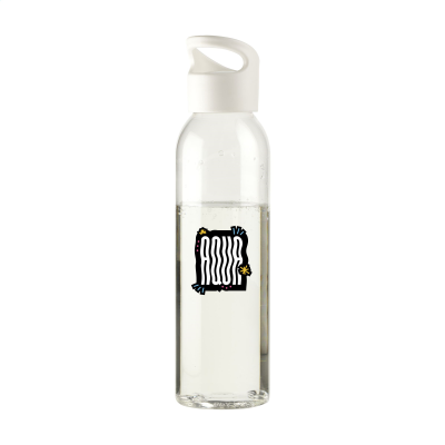 Picture of SIRIUS WATER BOTTLE in White