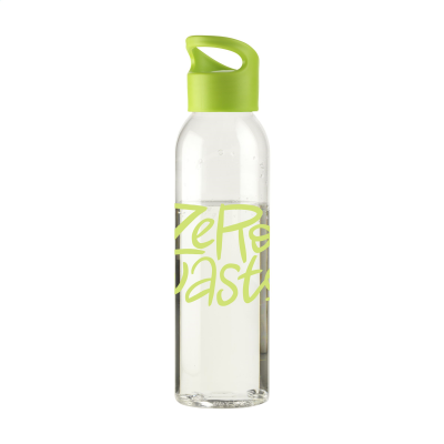 Picture of SIRIUS DRINK BOTTLE in Transparent & Green