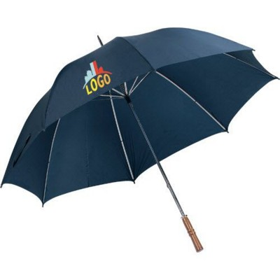 Picture of STORM PROOF UMBRELLA in Blue