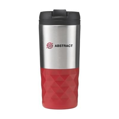 Picture of GRAPHIC GRIP MUG THERMO CUP in Red