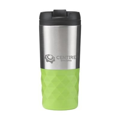 GRAPHIC GRIP MUG THERMO CUP in Green