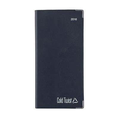Picture of RITZ MANAGER DIARY in Blue