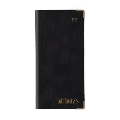 Picture of RITZ MANAGER DIARY in Black