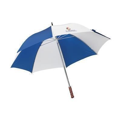 Picture of SUPER UMBRELLA in White & Blue