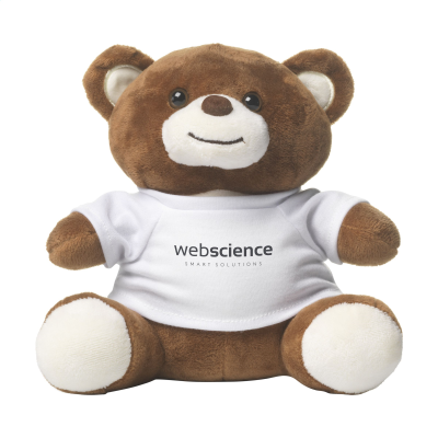 Picture of BILLY BEAR NORMAL SIZE in Brown